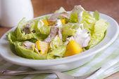 Chicken and mango salad — Stock Photo