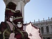 Karneval Venedig Maske — Stockfoto