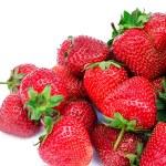 Strawberry on a white background — Stock Photo #49046459
