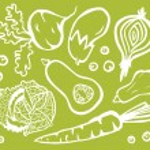 Healthy Vegetable Set — Stock Vector #44415187