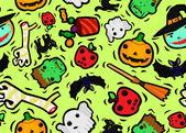 Funny Halloween — Stock Vector