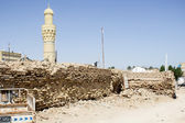 The tomb of the Prophet Ezekiel or as it is called the Prophet a Kifl — Stock Photo
