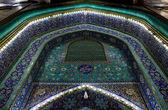 The shrine of Imam Hussein in Karbala — Stock Photo