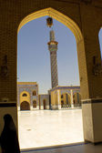 Kufa Mesquita — Fotografia Stock