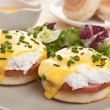 Eggs Benedict — Stock Photo #41982985