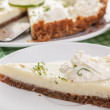 Key lime pie — Stock Photo #41983917