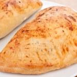 Calzone Pizza — Stock Photo #41987695