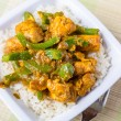 Stock Photo: Chicken Jalfrezi - Indior Pakistani Curry