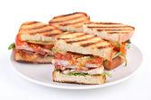 BLT sandwiches — Stock Photo