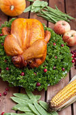 Thanksgiving dinner — Foto Stock