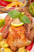 Grilled chicken — Foto de Stock