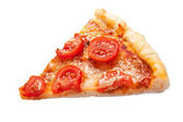 Pizza slice — Foto Stock