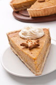 Slice of pie — Stock Photo