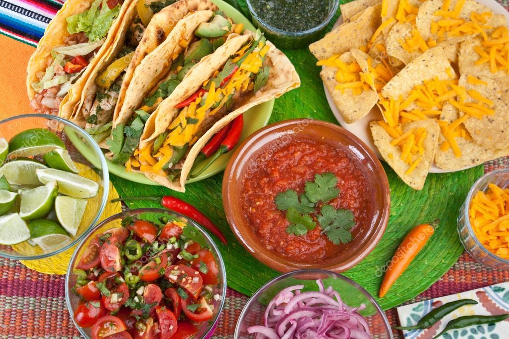 Cuisine mexicaine traditionnelle photo 41982697 for Cuisine mexicaine