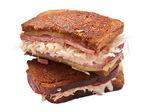 Reuben sandwich — Stock Photo