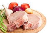 Fresh meat — Stock Photo