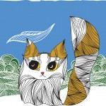 Постер, плакат: Cats world