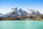 National Park Torres del Paine, Chile. — Stock Photo