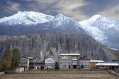 Himalaya mountains in Nepal. — Stockfoto