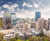 Santiago de Chile. — Stock Photo