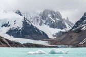 Los Glaciares National Park in Argentina. — Stock Photo