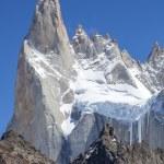 Fitz Roy Mountain Range, Argentina — Stock Photo