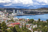 Panoramic view of Puerto Montt, Chile.  — Stock Photo