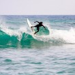 Surfing in Mirissa, Sri Lanka. — Stock Photo #42021319