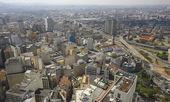 Sao Paulo skyline, Brazil. — Stock Photo