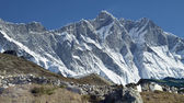 Beautiful mountain view of Everest Region,  Nepal — Stock Photo