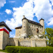 Castle, beautiful day, Bobolice, Poland  — Stock Photo #46342401