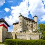 Castle, beautiful day, Bobolice, Poland — Stock Photo #46342401
