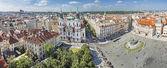 Панорамный просмотр Прага. — Стоковое фото