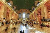 Interior of Grand Central Station. — Stock Photo