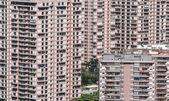 Apartment buildings in Rio de Janeiro, Brazil.  — Stock Photo