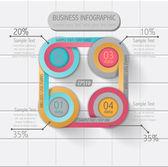Circular design element — Stok Vektör