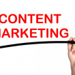 Stock Photo: Content marketing