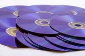 Digital media to store data. — Stock Photo