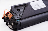 Toner for laser printer recycled. — Stockfoto