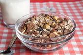 Leckere und gesunde Getreide — Stockfoto