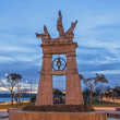 Stock Photo: Monument of Santoña, Cantabria, Spain