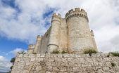 Castle of Peñafiel, Valladolid (Spain). — Stok fotoğraf