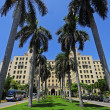 Stock Photo:  Hotel Nacional in Havana