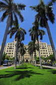 The Hotel Nacional in Havana — Stock Photo