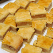 Stock Photo: Catering apple pie - food catering