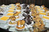 餐饮糖果-食品餐饮 — 图库照片