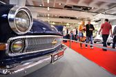 Belgrade car show — Foto Stock
