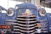 Belgrade car show — Stockfoto