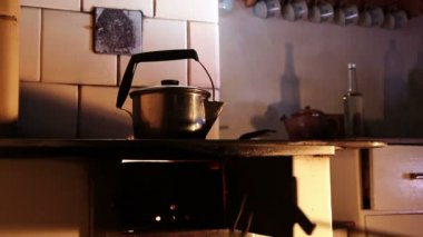 06,MVI,7185,Boiling Kettle.mov — Stockvideo