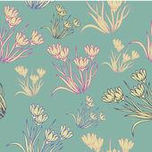 Sztuka lilie — Wektor stockowy